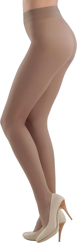 Conte America Sheer to Waist Semi Opaque Pantyhose ESLI VISION 20 Den