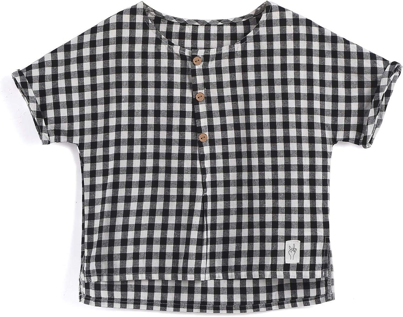 Aimama Boy Band Collar S/S Shirt