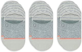Women's Sensible No Show Socks, 3 Pack