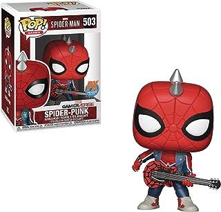 Pop! Marvel: Vinilo de Spider-Punk.