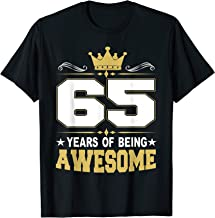 Best 65 years of being awesome Reviews