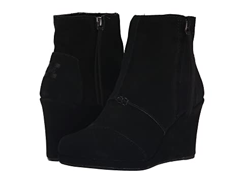 94429c532a1 TOMS Desert Wedge High at 6pm
