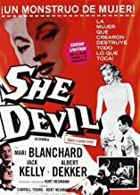 She Devil (La Diabla) [DVD]