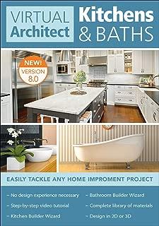 Virtual Architect Kitchens & Baths 8.0 [PC Download]