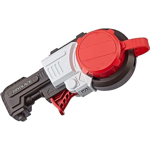 Age 8+ Battling Top and Right//Left-Spin Launcher BEYBLADE Burst Turbo Slingshock Z Achilles A4 Starter Pack