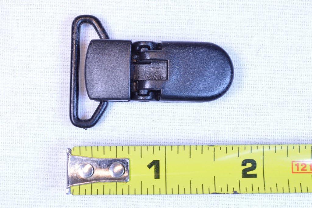 Suspender Clips - 10 Pack