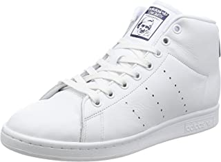 lowest price dd450 2835b adidas Stan Smith Mid, Baskets Hautes Mixte Adulte