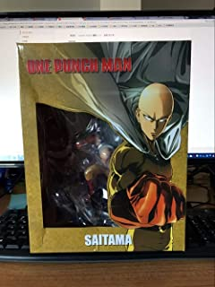Allegro Huyer Anime 25cm Saitama tsume one Punch Man Action Figure Toys (with Box)