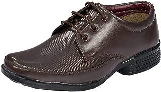 Onbeat Kids Brown Shoe