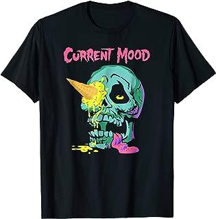 Shane Dawson Current Mood Ice Cream Skull T-shirt