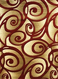 Best red and gold carpet Reviews