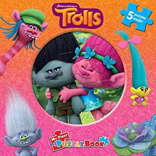 Ravensburger My First Puzzle Book:Dreamworks Trolls