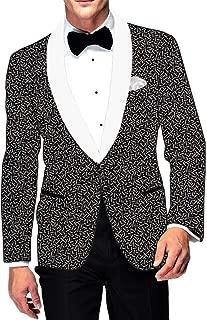 INMONARCH Mens Slim fit Casual Black Cotton Blazer Sport Jacket Coat Bollywood Style SB17036