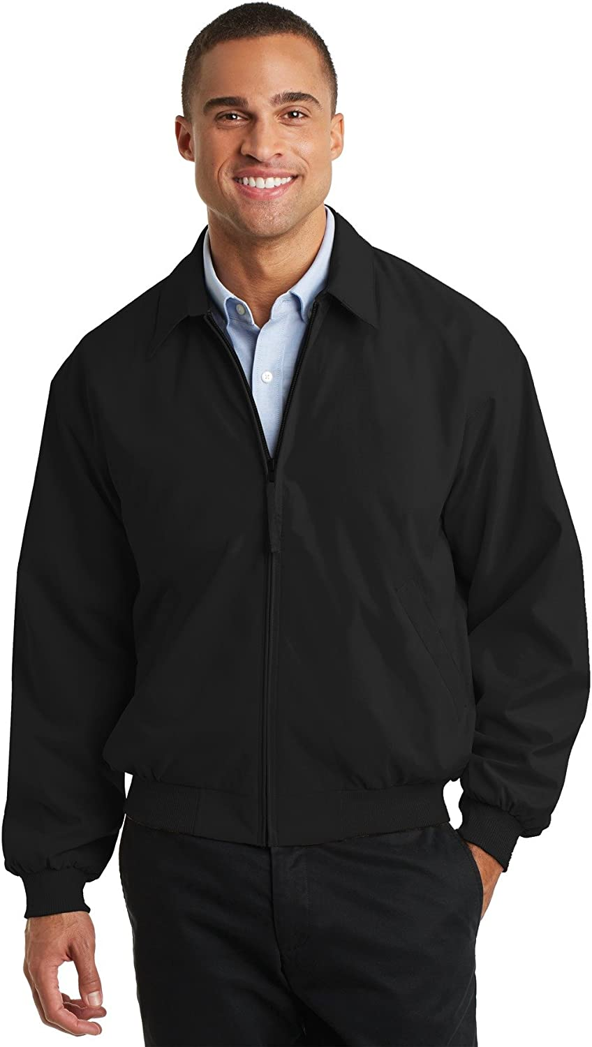 Port Authority Men's Microfiber Fort Max 51% OFF Worth Mall Casual Jacket