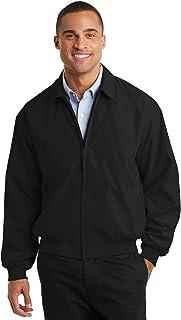 Port Authority Men`s Casual Microfiber Jacket