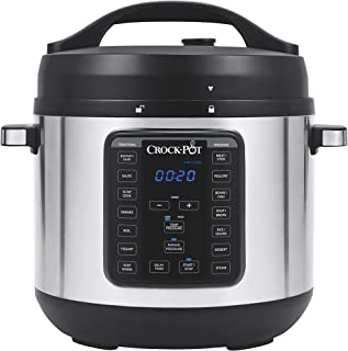 Crock-pot SCCPPC800-V1 8-Quart Multi-Use XL Express Crock Programmable Slow Cooker with..