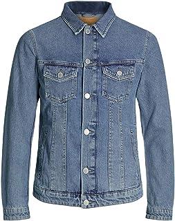 Jack and Jones Men's Long Sleeve Casual Denim Jacket