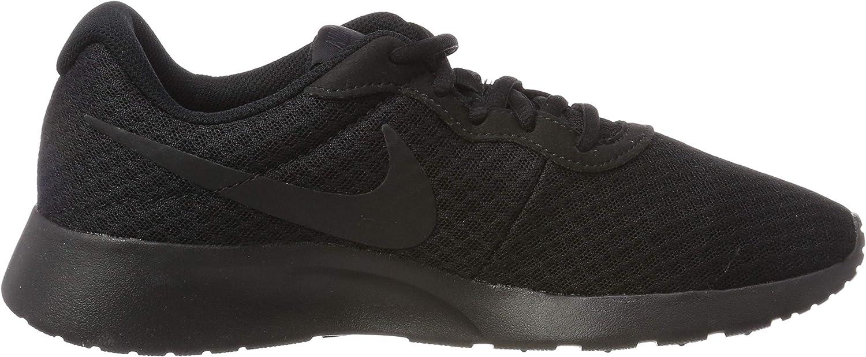Nike Tanjun Hardloopschoenen voor heren, grijs Nero Schwarz Black Black Anthracite 001