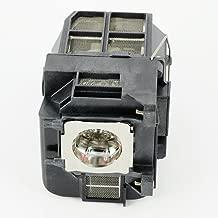 eWorld Epson ELPLP74/V13H010L74 Original Bulb with Moduel Compatible for EPSON PowerLite Pro Z8150NL Z8250NL Z8255NL Z8350WNL Z8450WUNL Z8455WUNL EPSON EB-Z8150 Z8350W Z8350 W U Z8355W Z8355 W U Z8450 W U Z8450WU Z8455 W U Z8455 W U Projectors