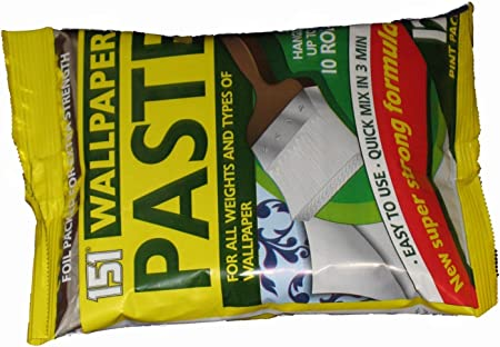 Engrudo, paquete de 5,6 l, fórmula superfuerte, Amarillo ...