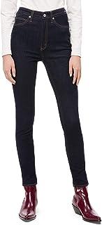 Calvin Klein Jeans Women's Ckj 010 High Rise Skinny Fit Jean