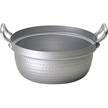 北陸アルミニウム ミニ中華セイロ用鍋 18㎝用 アルミニウム合金 日本 QSI28018