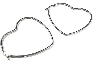 Best hearts of pandora hoop earrings Reviews
