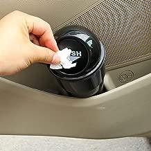 Brand Bucket Car Trash Bin Garbage Can Plastic Trash Bin Garbage Container Box Waste Basket 1 PCS Trash Bin