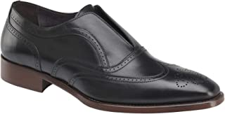 Johnston & Murphy Men's Cormac Wingtip Slip-On Shoe