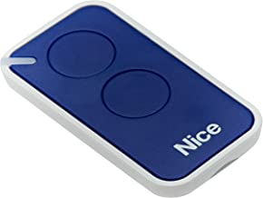Nice Era Inti zender, 2 kanalen, blauw