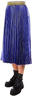 Silvian Heach Luxury Fashion Womens PGA19287GOVIOLET Purple Skirt | Fall Winter 19