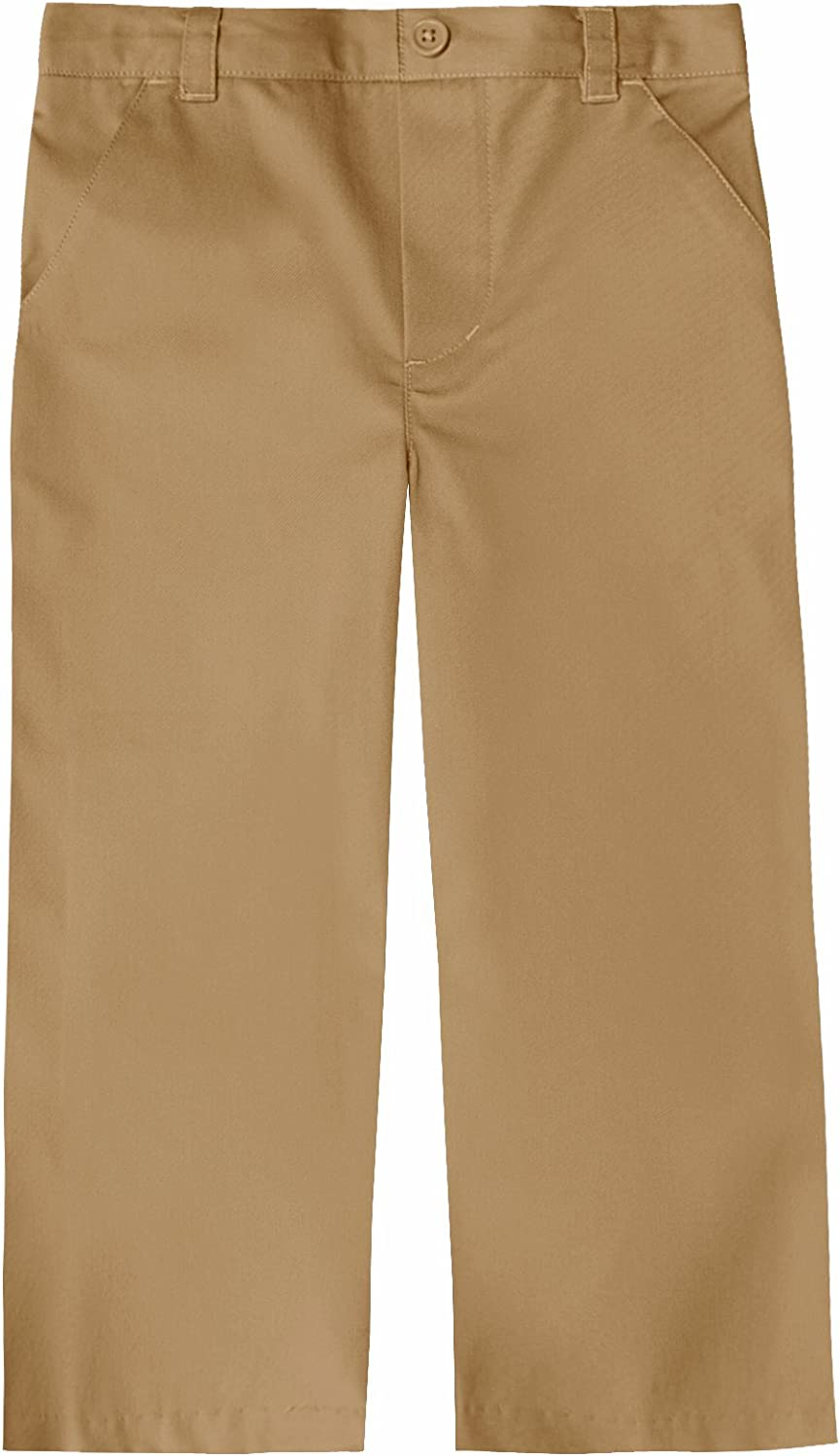 Classroom Toddler Uniform Unisex Pull-On Pant with Faux Fly