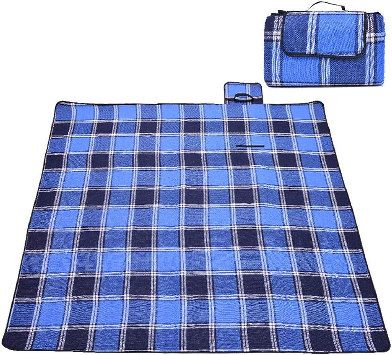 STMAT Outdoor Falten tragbare Verdickung Strandmatte wasserdicht, Ausflüge, wetterfest
