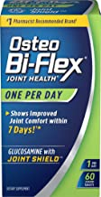 Glucosamine w/Vitamin D, One Per Day by Osteo Bi-Flex, Joint Health with Bone & Immune Support, 60 Coated Tablets