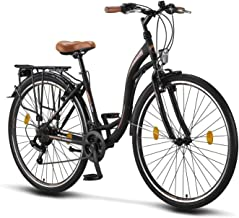 Licorne Bike Stella de 28 Pulgadas, Bicicleta Paseo,