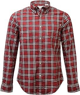Timberland Men's Long Sleeve Button Down Shirt