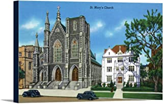 Best st mary's canvas Reviews