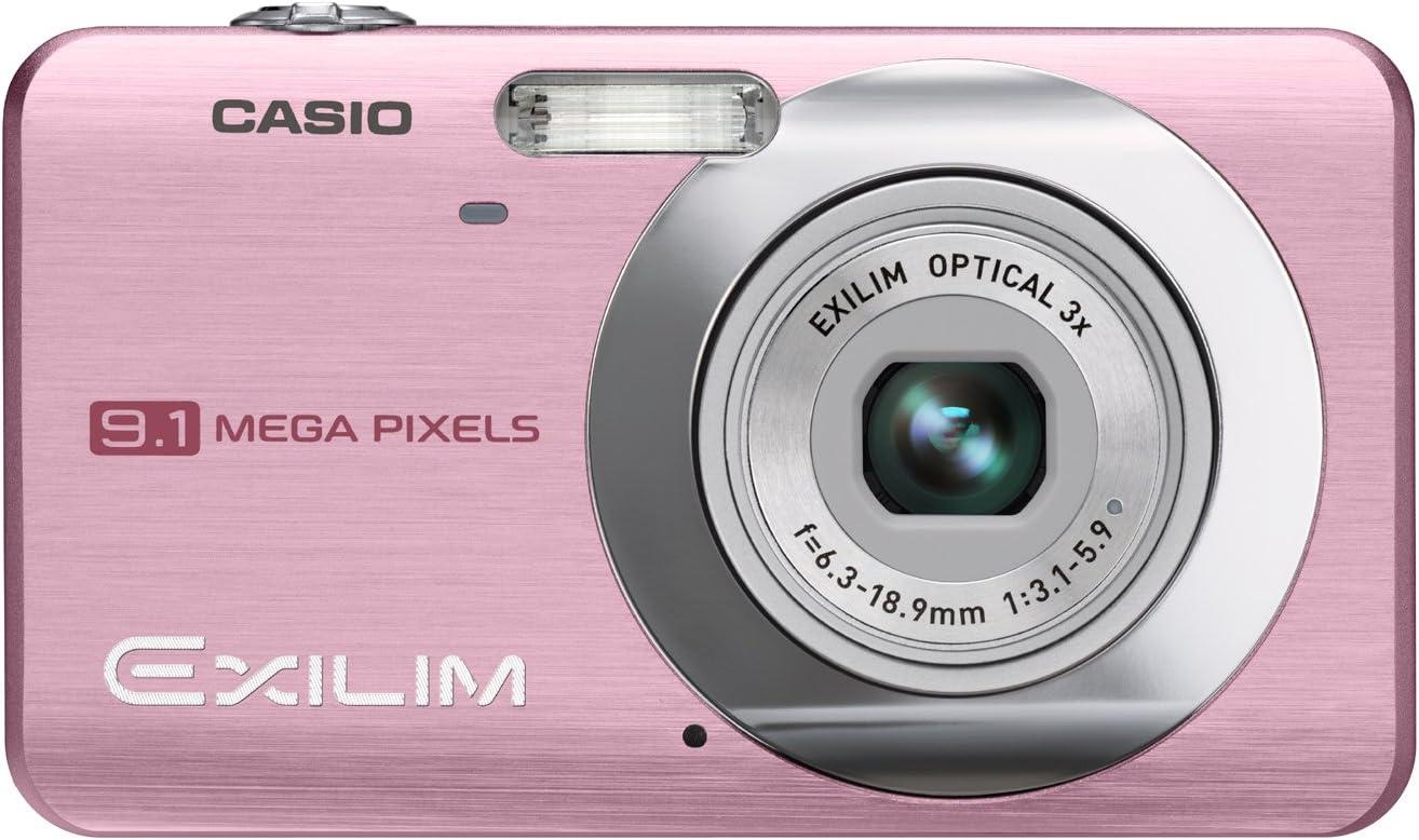 Casio Exilim Ex Z85 Digitalkamera Pink Kamera