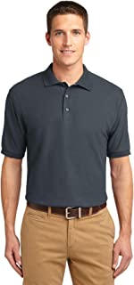 Port Authority Men's Tall Silk Touch Polo