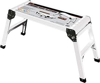 Performance Tool W54039 Folding Aluminum Work Platform And Step