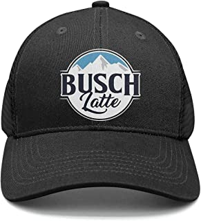 Unisex Busch-Light-Busch-Latte-Beer- Street Dancing Cap Snapback hat