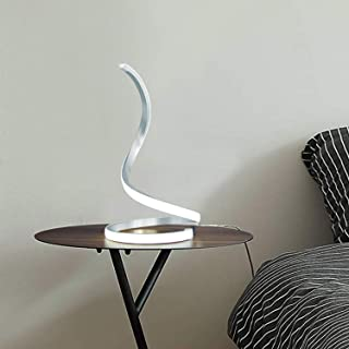 NUÜR Table Lamp, Silver