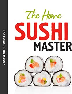 The Home Sushi Master (English Edition)