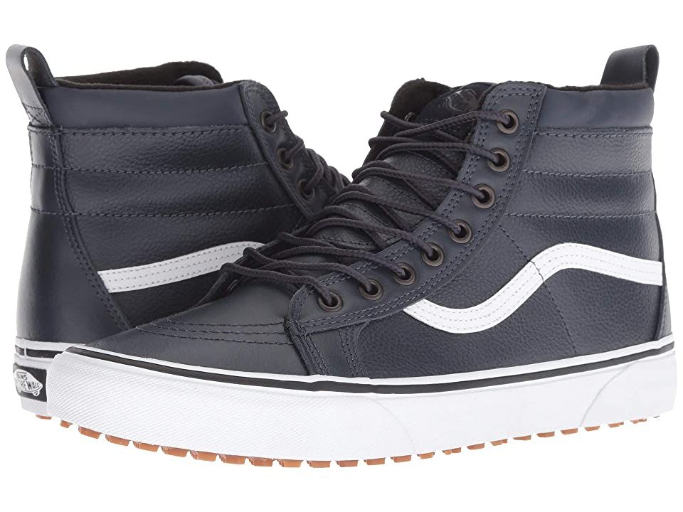 Vans SK8-Hi MTE (Sky Captain/Leather) Skate Shoes