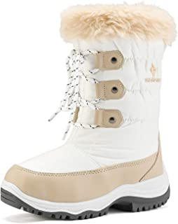 Toddler/Little Kid/Big Kid Nordic Knee High Winter Snow Boots