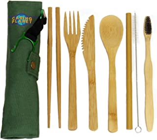 to go ware bamboo cutlery