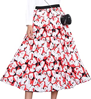 Studio Untell 723155 Falda de Pata de Gallo para Mujer