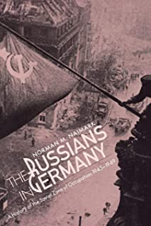 The Russians in Germany - A History of the Soviet Zone of Occupation, 1945-1949