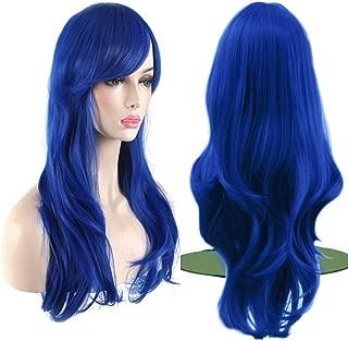 Best blue halloween wig Reviews