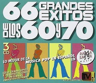 66 Grandes Exitos De Los 60 Y 70 / Various